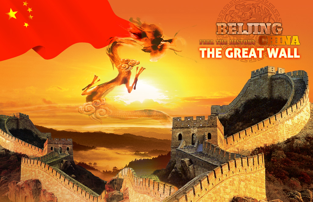 The Great Wall in Beijing - Feel the history of China